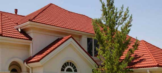 Metal Roofing Stone Coated Steel
